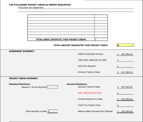Draw request how to use the draw request form altavistaventures Gallery